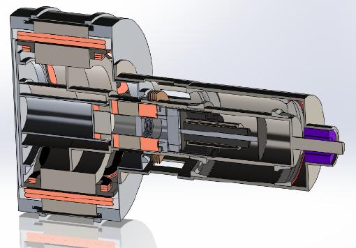 NASA High Efficiency Megawatt Motor (HEMM)