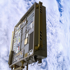 NASA Image ISS013E63396 – Image of MISSE 4 Tray 1 following deployment on the outside of ISS on August 3, 2006.