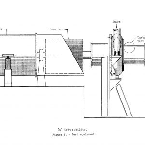 Diagram of Pilot Plant test rig