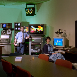 90s Graphics and Visualization Lab
