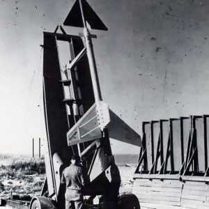 Missile Launch at Wallops Island