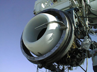 Rotating Rake Mode Measurement System (RRMS)