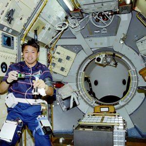 STDCE-1 Astronaut Eugene Trinh on STS-50