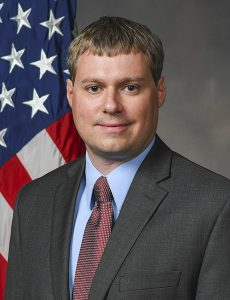 Portrait of Dr. Alex Schumaker