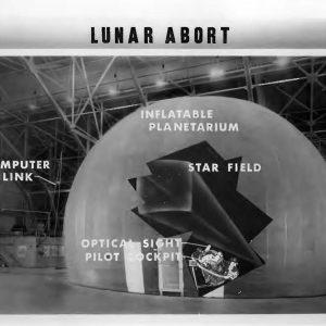 Inflatable Planetarium.