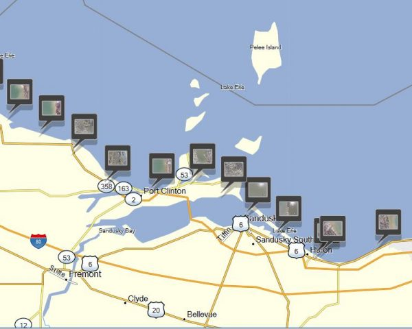 Still Images Geo-tagging. Your area of interest just a mouse click away.