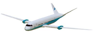 NASA ECO-150R aircraft