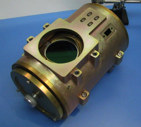 rotating filter assembly